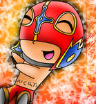 Chibi Rey Mysterio