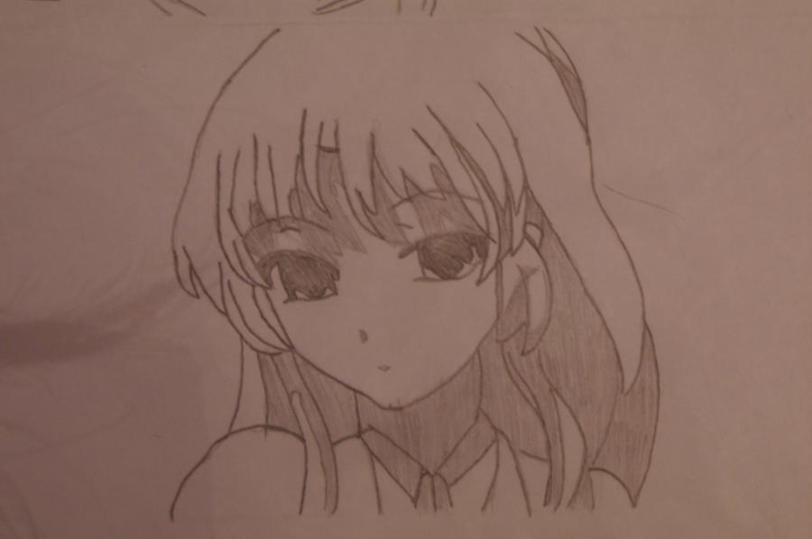 Kanade Tachibana by xxs1lv3rsparkxx