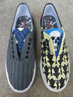 Sherlock Shoes by Ittarius