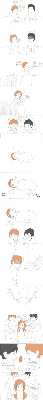 If Mori and Jack were Twins... by AyumiChizu