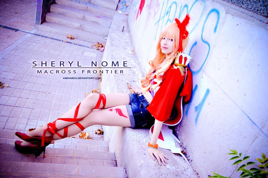 Sheryl Nome - Obelisk by Shirokii