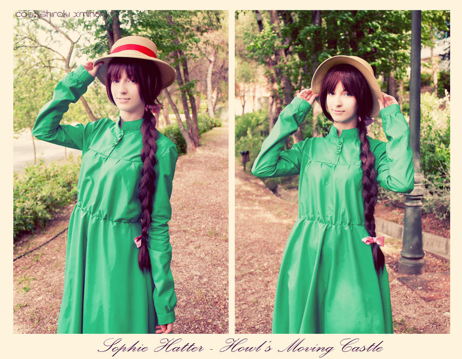 Sophie Hatter - Howl's Moving Castle by Shirokii on DeviantArt