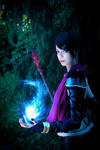 Morrigan - Dragon Age by Shirokii