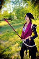 Wild  - Dragon Age by Shirokii