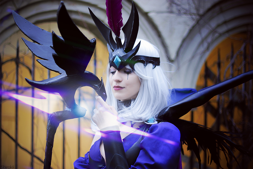 Ravenborn LeBlanc II - League of Legends by Shirokii