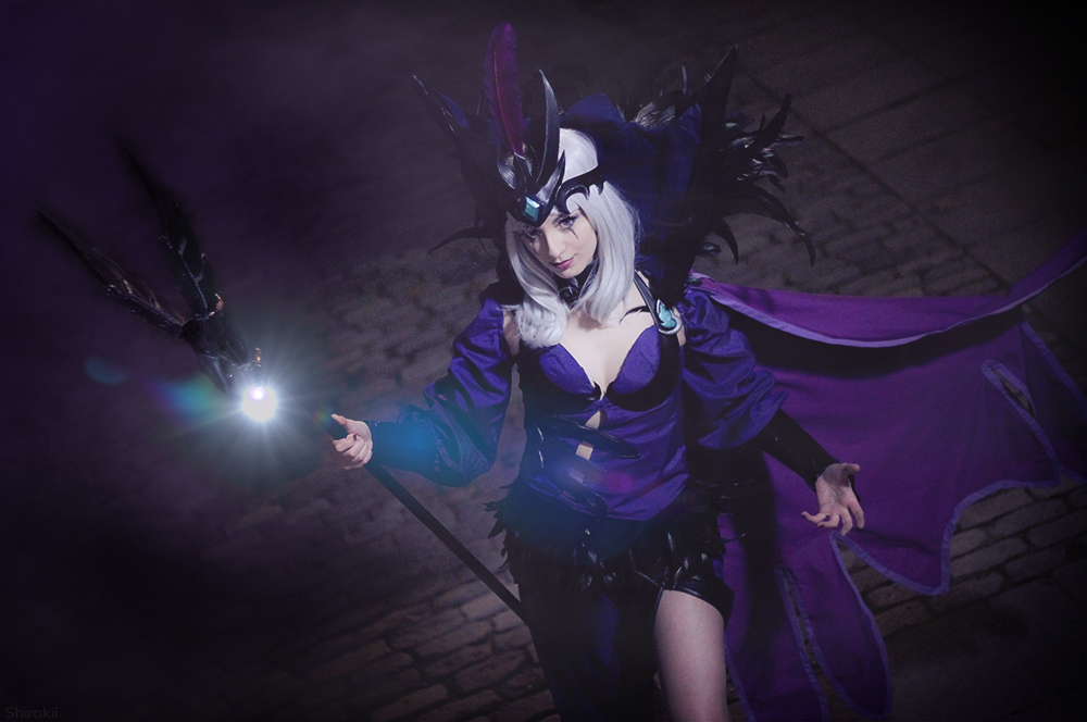Ravenborn LeBlanc III - League of Legends by Shirokii