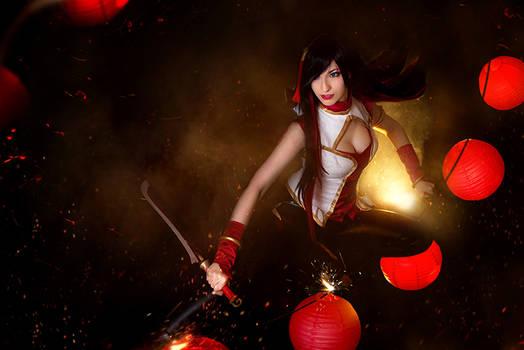 Katarina Warring Kingdoms - League of Legends