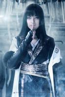 Gentiana - Final fantasy XV by Shirokii