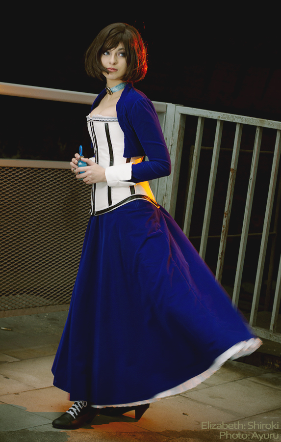 Elizabeth - BioShock Infinite by Shirokii