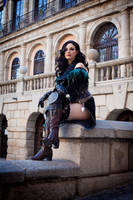 Yennefer - The Witcher 3 by Shirokii