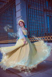 Anastasia Once Upon a December - Cosplay