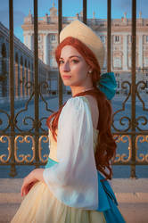 Anastasia - Once Upon a December - Cosplay