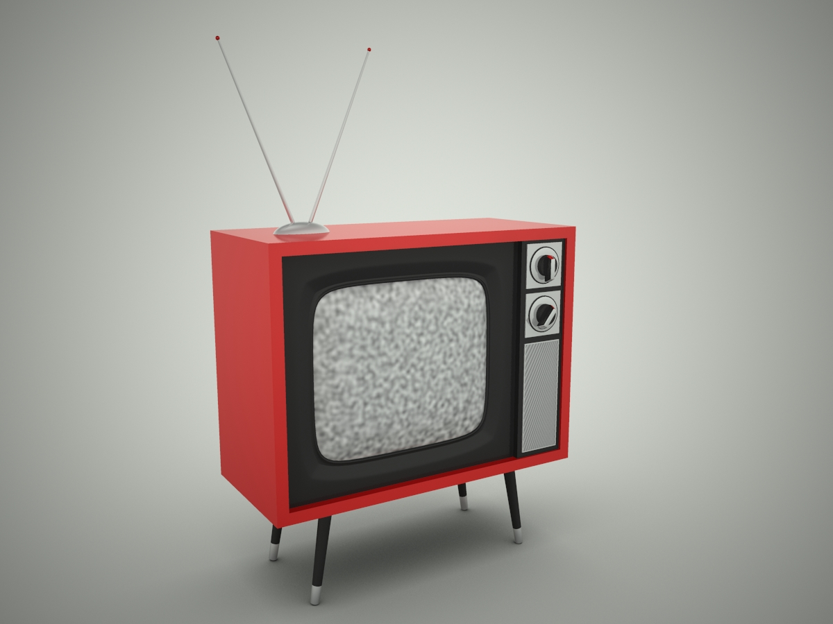 Retro TV by Storm909