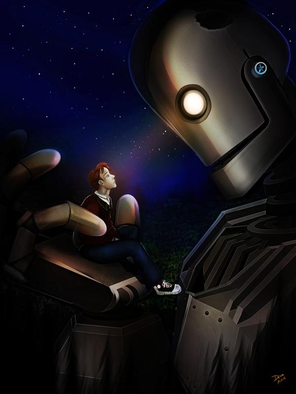 the iron giant ted hughes pdf