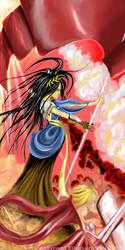 The Wind's Battle by ravengurl