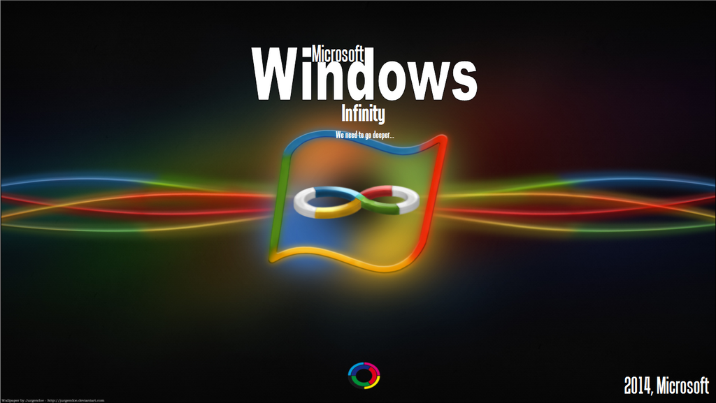 windows infinity desktop background -#main