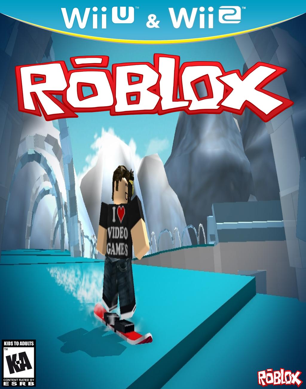 Roblox (Wii U) by ImAvalible1 on DeviantArt