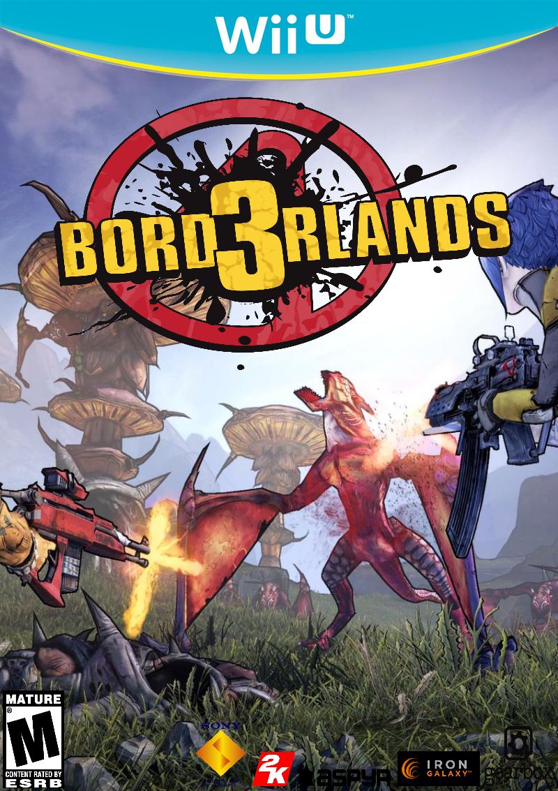 Borderlands Logo | ShowBiz Borderlands Pre Sequel Save Editor
