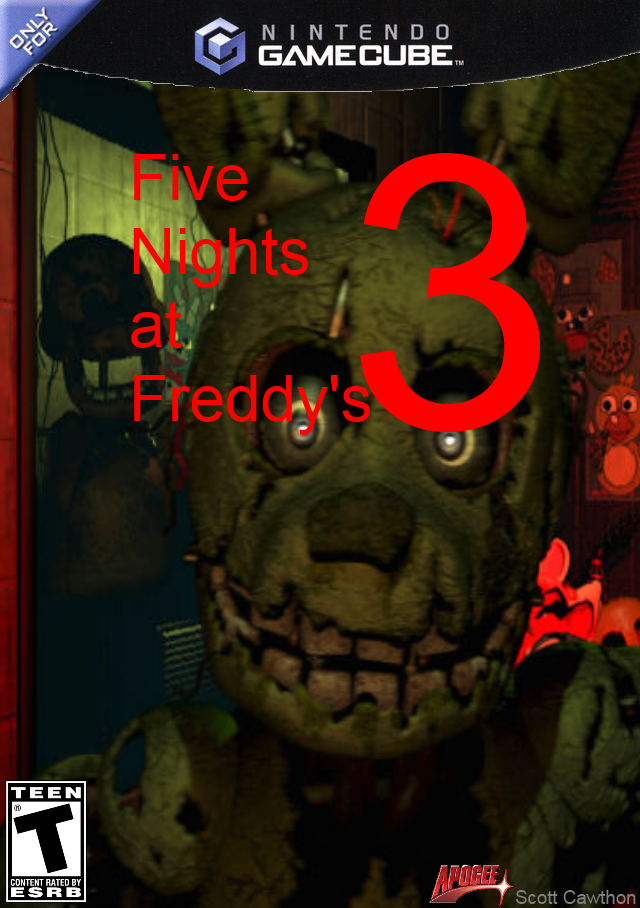 5 nights at freddys 2 on scratch the game