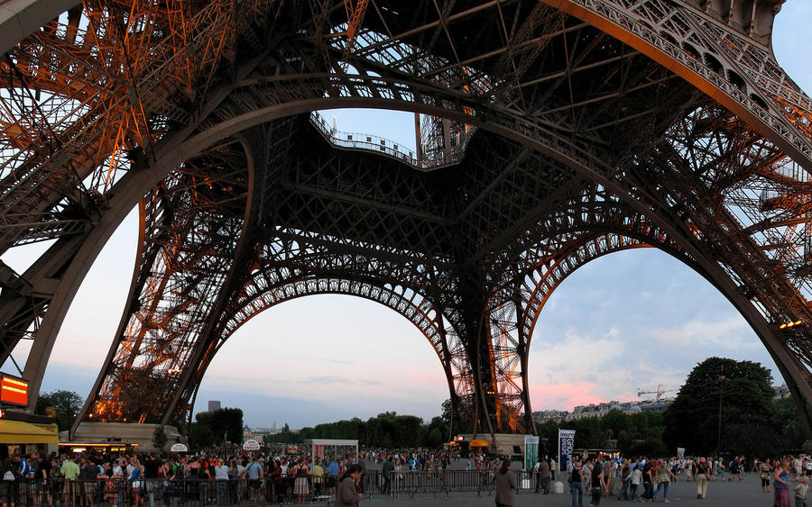 In Eiffel by IvanAndreevich