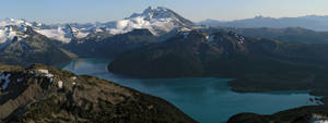 Garibaldi Lake 3200