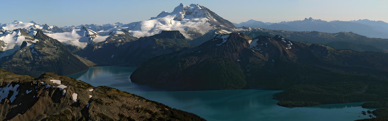 OLD Garibaldi Lake 3840
