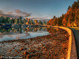 Seawall by IvanAndreevich