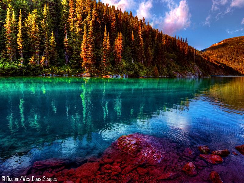 Landscape Pictures Wonderland Landscape