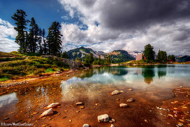 Lakeside by IvanAndreevich