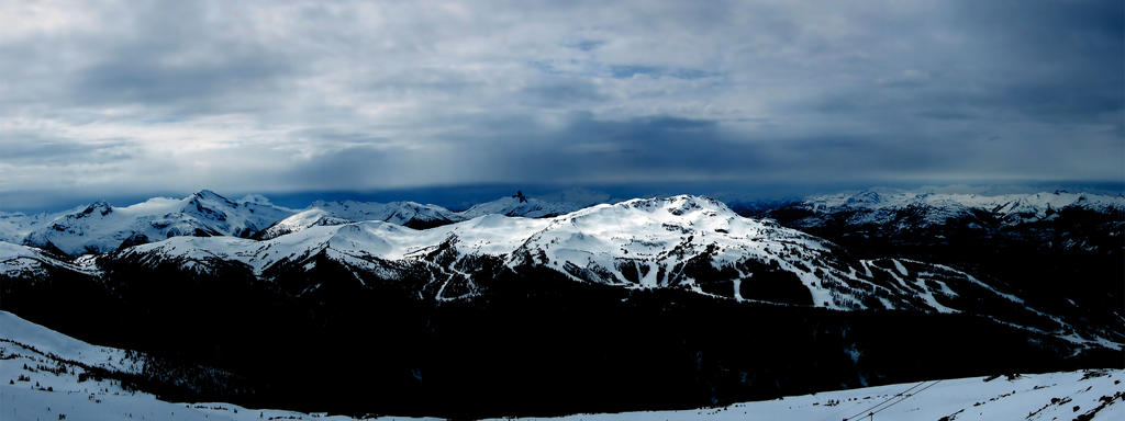 Whistler 3200 by IvanAndreevich