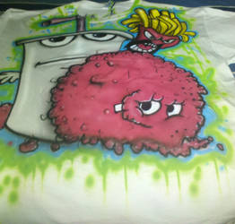 Aqua Teen Hunger Force Shirt
