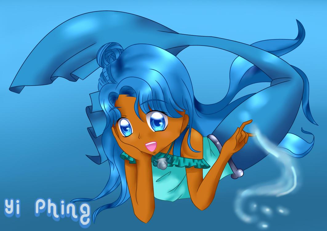 Mermaid Yi Phing by Daphne-Phantom