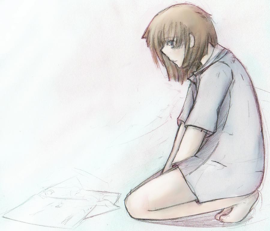 [PROJET] Y en t-il pour digitaliser leurs dessins ? Solitude_by_zigzamew-d4qpcx1
