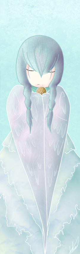 Les dessins de Showel Bookmark_angel_v2_by_zigzamew-d5atv6w