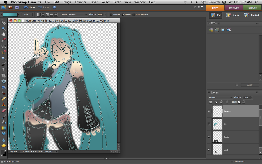 Line Art Help : Coloring hatsune miku lineart by obloodynightmares on deviantart