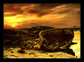 Desolation - a perspective by Inebriantia