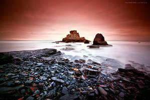 The Velvet View by Inebriantia