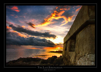 The Last Stronghold by Inebriantia