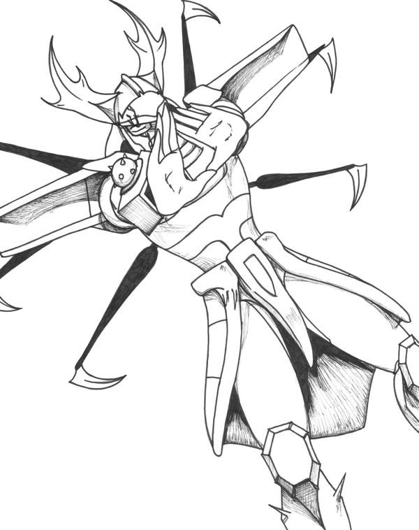 Dais/Rajura in armor