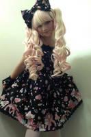 First Lolita Coordinate by ChibiKenzieKoodles