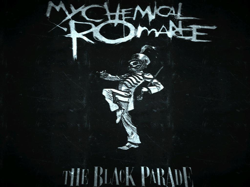 My Chemical Romance- The Black Parade Logo