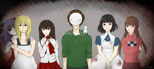 Cry and the Girls of Pixel Horror