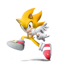 Super Sonic Re-Edited by MutationFoxy