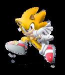 Super Sonic Re-Edited