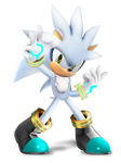 Silver The Hedgehog (Re-Edited)