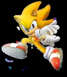 Super Sonic (Re-Edited) Fix 2 by MutationFoxy