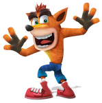 Crash Bandicoot Re-Edited