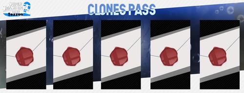 Clone Pass