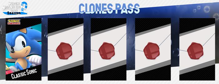 Clone Pass 1/5