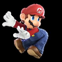 Red Luigi/ Muigi